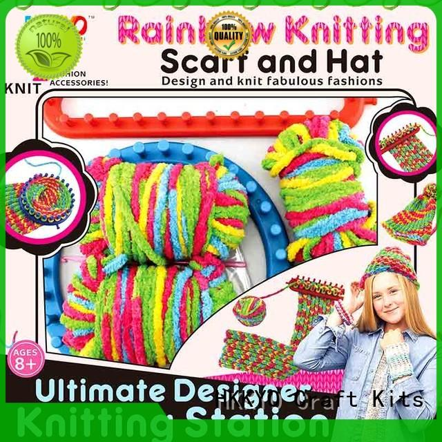 beautiful kids scrapbook kit hat fabulous for knit craft
