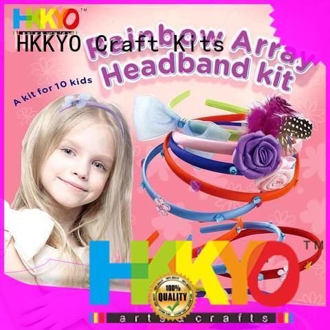 fashion crafts set convenient for head HKKYO