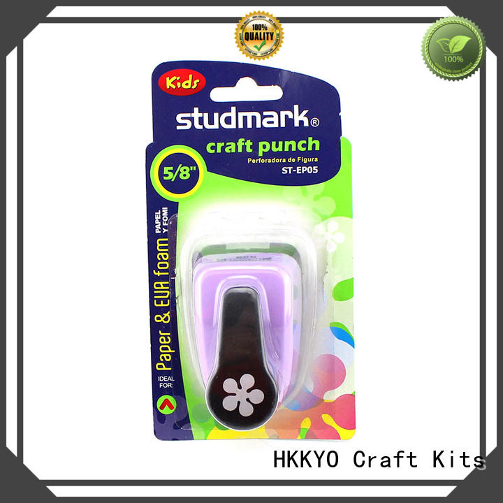 HKKYO scrapbooking lever punch wholesale for gifts