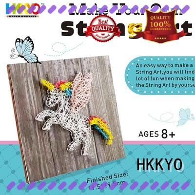 New craft sets for girls unicorn factory for DIY craft