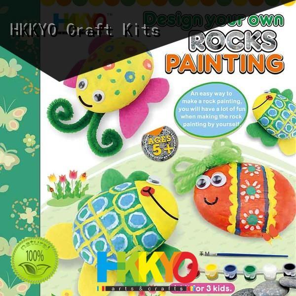 HKKYO Wholesale craft kits for girls company for window art