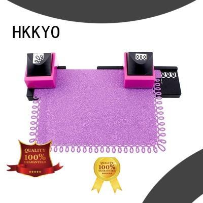 HKKYO funny paper punch set wholesale for kids craft