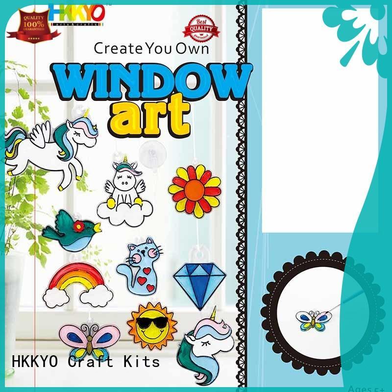 HKKYO Best craft kits for boys Supply for birthday gifts