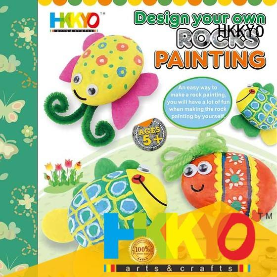HKKYO functional craft sets for kids DIY for painting craft