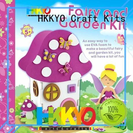 HKKYO EVA foam craft kits manufacturer for children