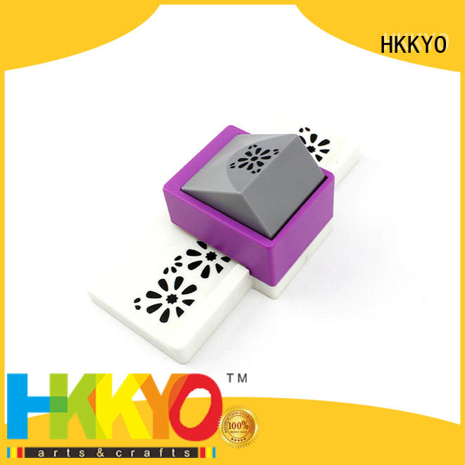 HKKYO continuous ek success edge punch long service life for greeting cards