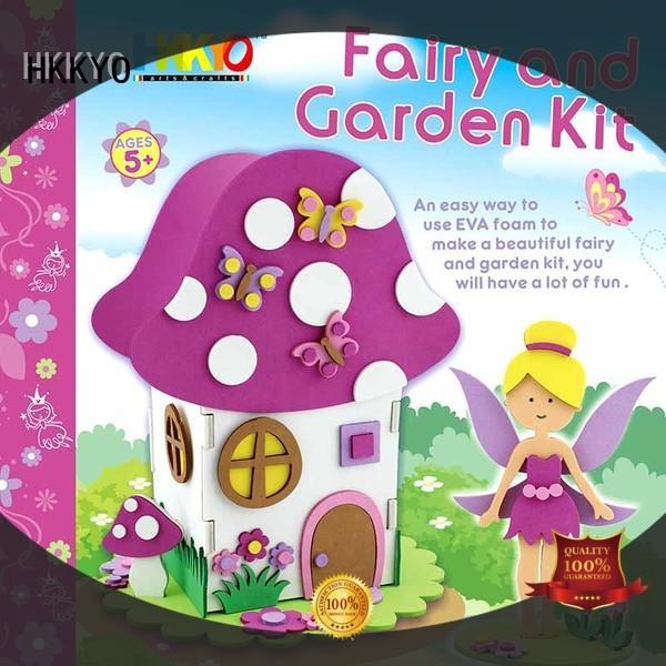 garden craft gift sets wholesale for children HKKYO