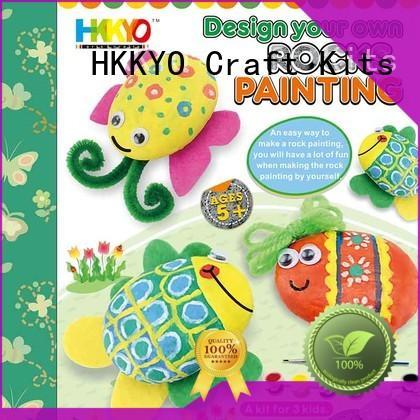 HKKYO educational scrapbooking kits DIY for window art