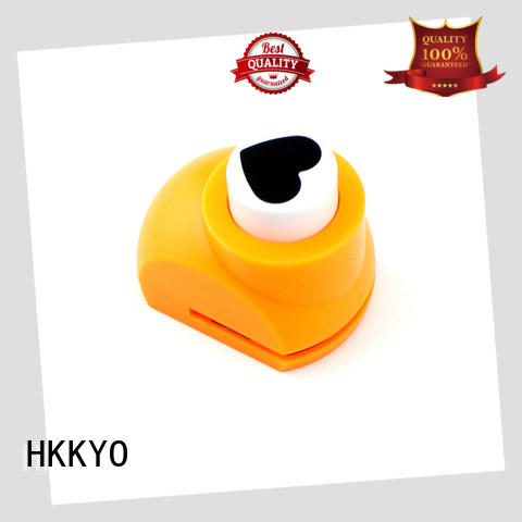 HKKYO convenient paper punch shapes supplier for paper craft