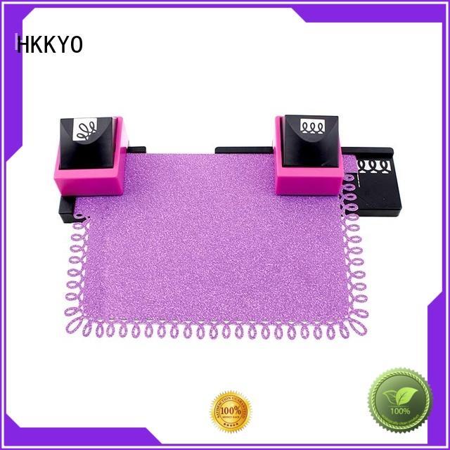 mini paper craft punch set scrapbook for kids craft HKKYO