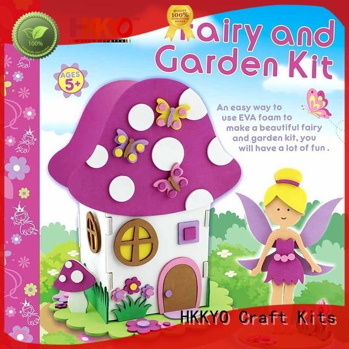 creative craft kits garden manufacturer for art