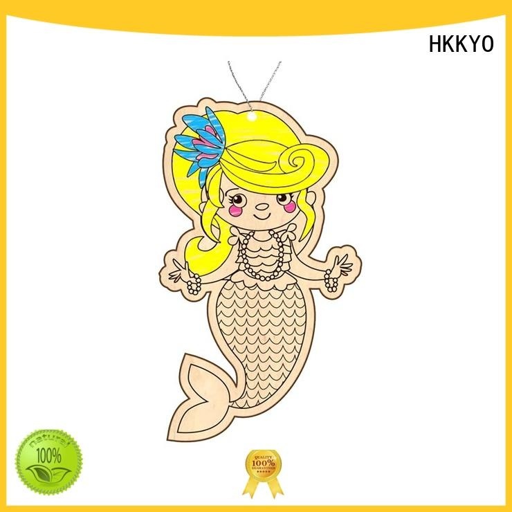HKKYO Latest craft kits for girls factory for birthday gifts