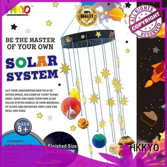 HKKYO science craft sets for kids joyful supplier