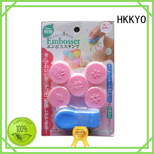 HKKYO interchangeable crafts tools supplier for cards