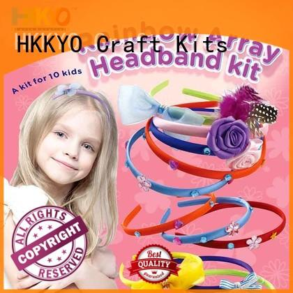 headbands craft sets for kids do-it-yourself for DIY craft