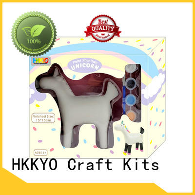 HKKYO Top craft kits for girls Suppliers for window art