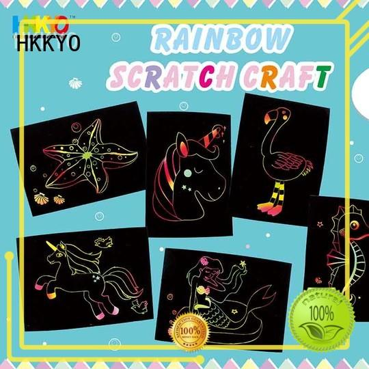 HKKYO New craft kits for business for greeting card