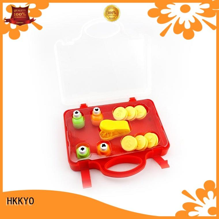 HKKYO creative craft hole punch educational for holiday gifts