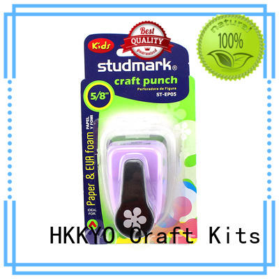 HKKYO ABS & Zinc Alloy craft paper punches for business for hone decor