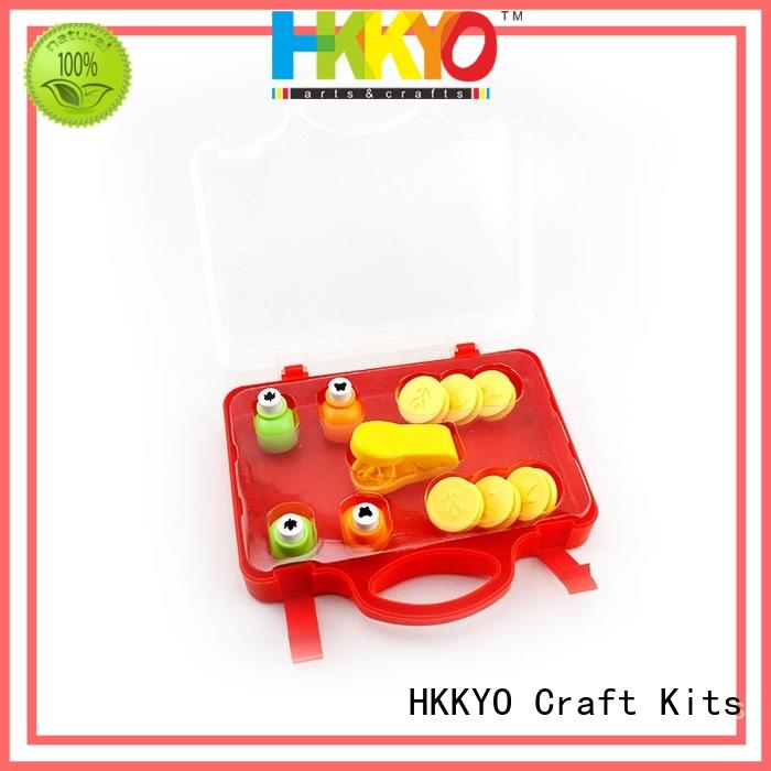 HKKYO easy-to-do craft hole punch manufacturer for DIY scrapbook