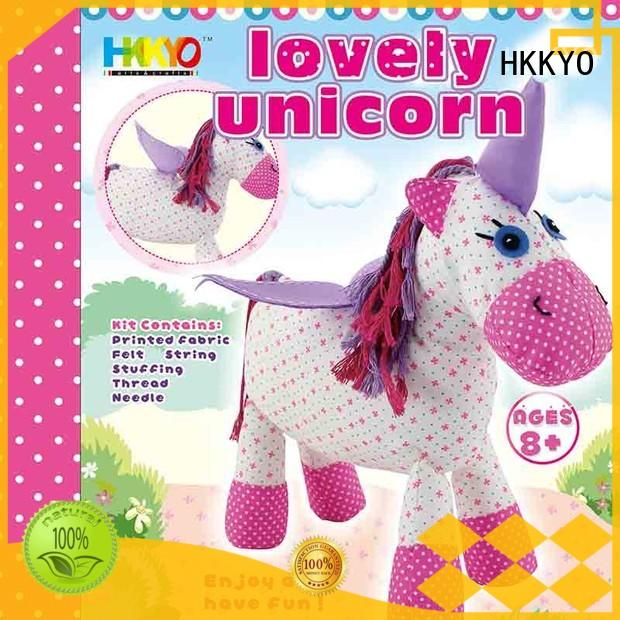 HKKYO lovely craft set manufacturer for family activities