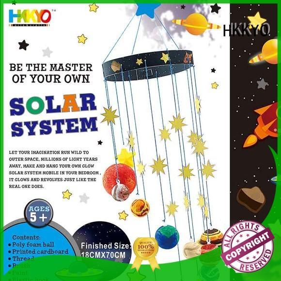 HKKYO fun craft sets for kids joyful for children