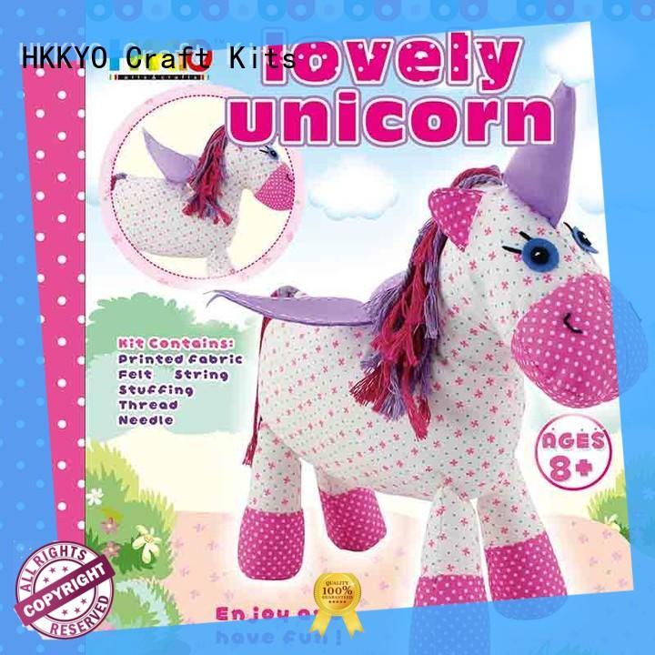 HKKYO Latest christmas craft kits factory for kids