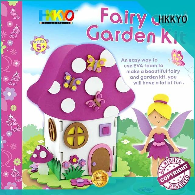 HKKYO creative craft kits for kids supplier for children