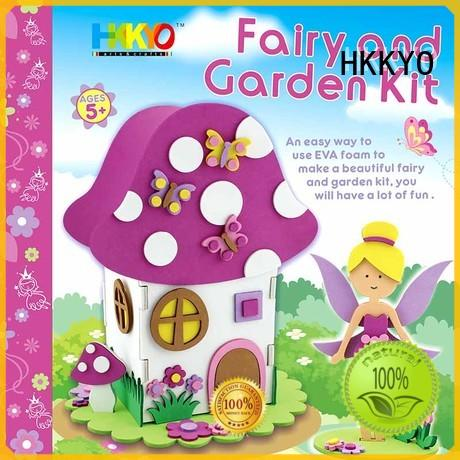 HKKYO garden craft kits for adults factory for art