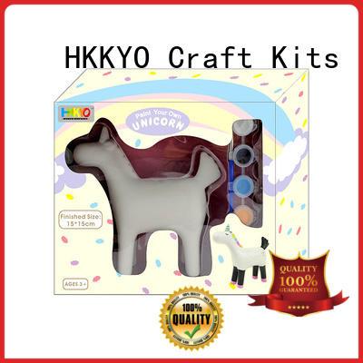felt craft kits adults & border punch