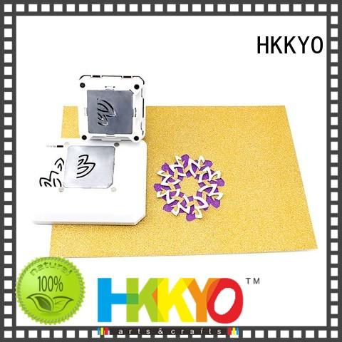 HKKYO creative everywhere punch supplier for framing photos