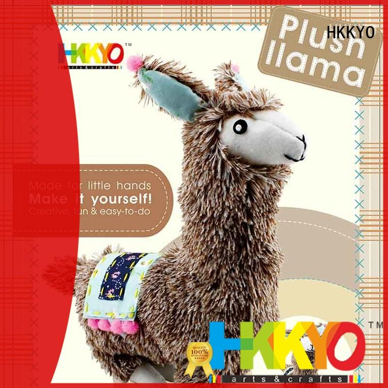 HKKYO colorful scrapbook page kits wholesale for family activities