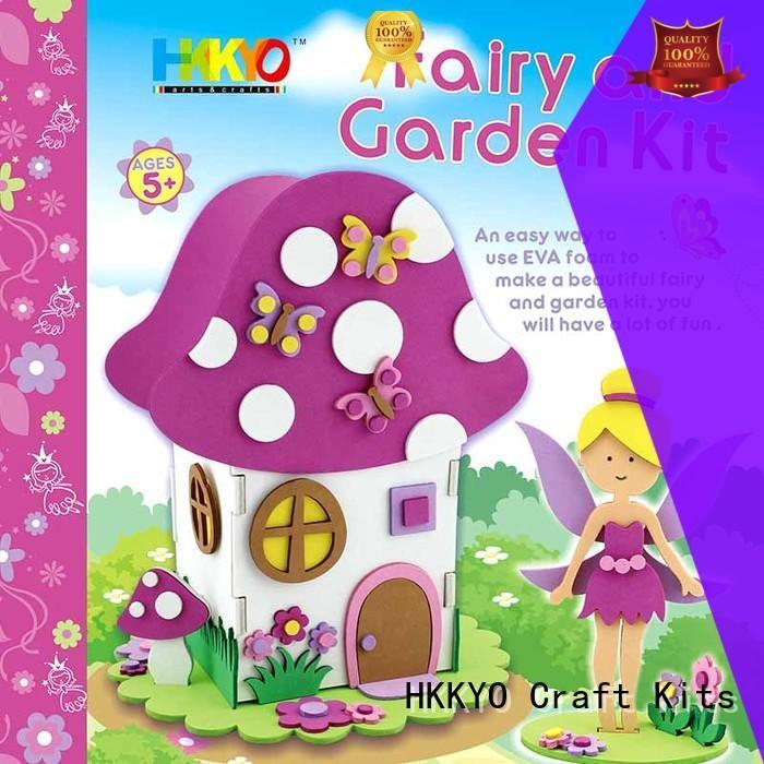 HKKYO EVA foam craft kits for kids Suppliers for children