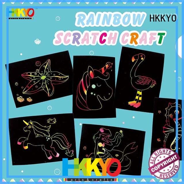 HKKYO unicorn kit craft creative for gifts