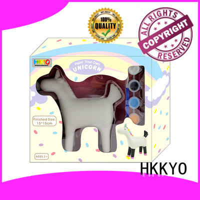 HKKYO ceramic craft kits for adults do-it-yourself for window art