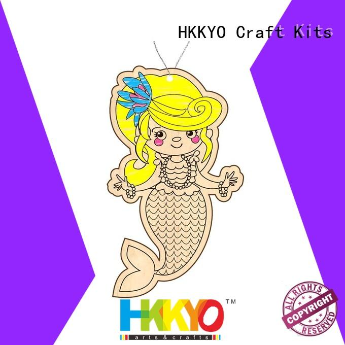 HKKYO suncatcher craft kits for adults manufacturer for painting craft