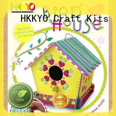 HKKYO educational kit craft easy-to-do for window art