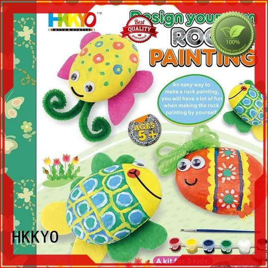 High-quality craft kits unicorn factory for painting craft