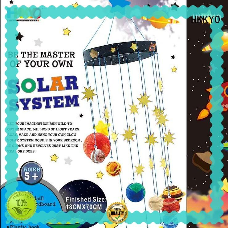 High-quality scrapbooking kits planets company for children