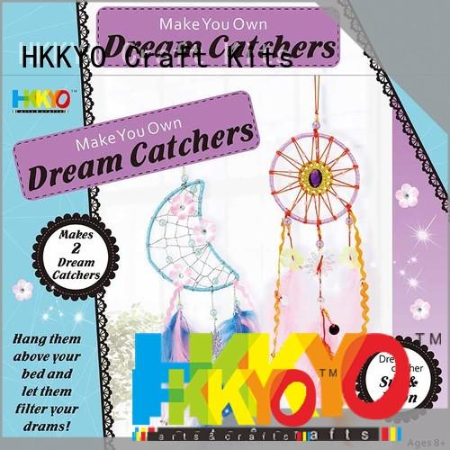 HKKYO quality arts and crafts kits wholesale for gifts