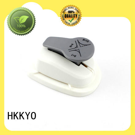HKKYO easy-to-do craft hole punch high quality for cards