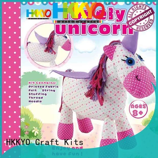 HKKYO craft craft sets for girls manufacturer for adults