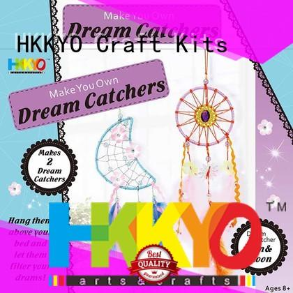 dream catcher scrapbook page kits wholesale for gifts