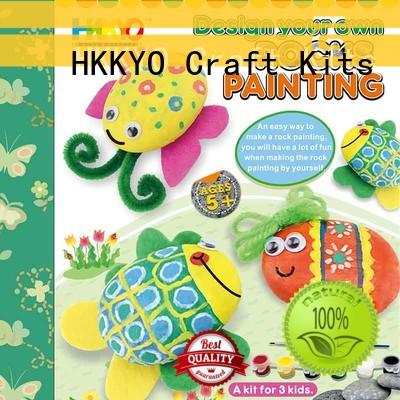 educational craft kits for girls narwhal DIY for window art