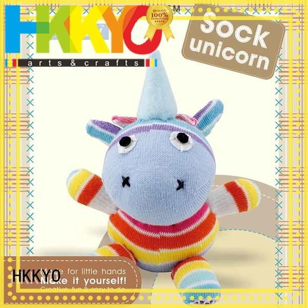 HKKYO creative childrens craft sets manufacturer for DIY craft