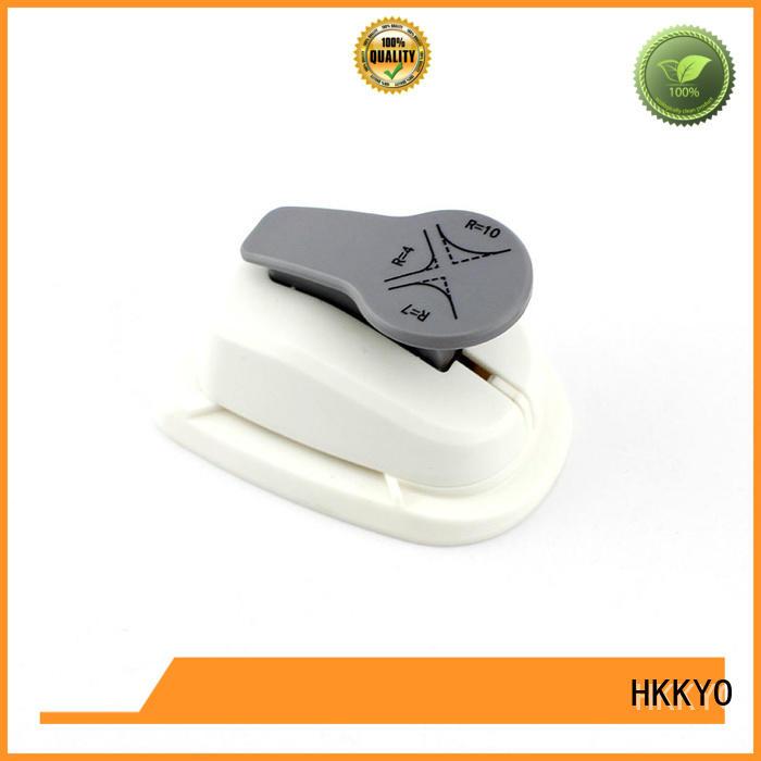 HKKYO corner craft hole punch high quality for kids