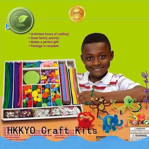 animal craft kit scrapbooking manufacturer for family activity