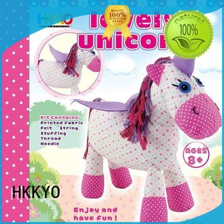 HKKYO colorful craft set educational for teenager