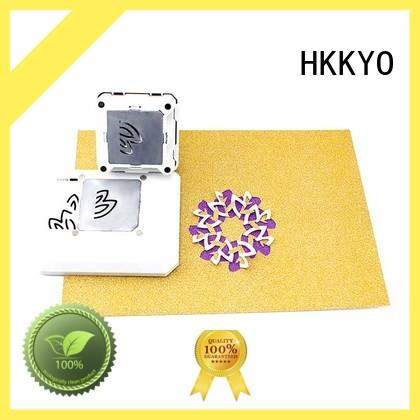 HKKYO customized design craft punch supplier for gifts