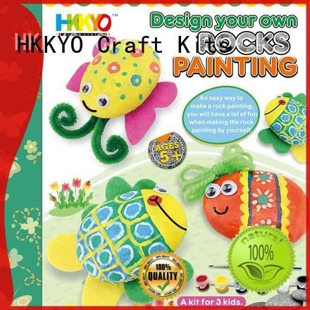 HKKYO painting kit craft DIY for window art